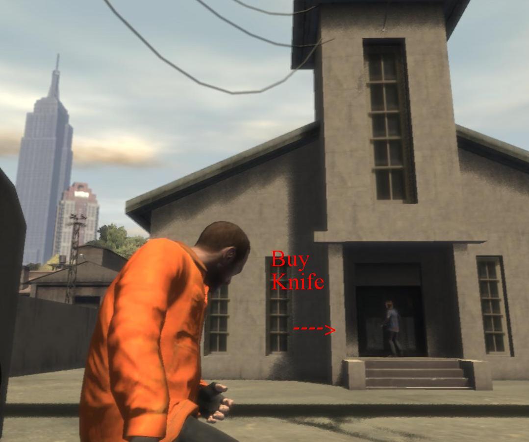 GTAGarage com » Prison Break Mod » View Screenshot