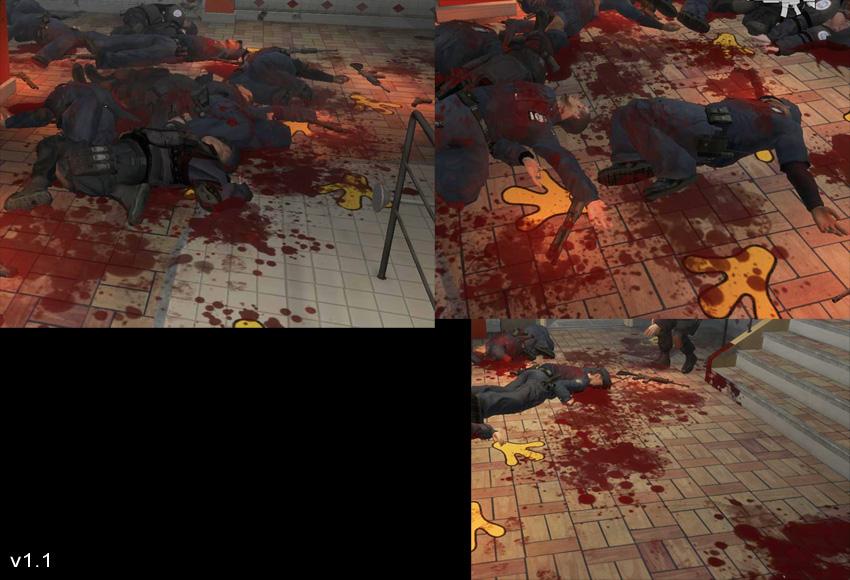 скачать мод на кровь на гта 4 - фото 8