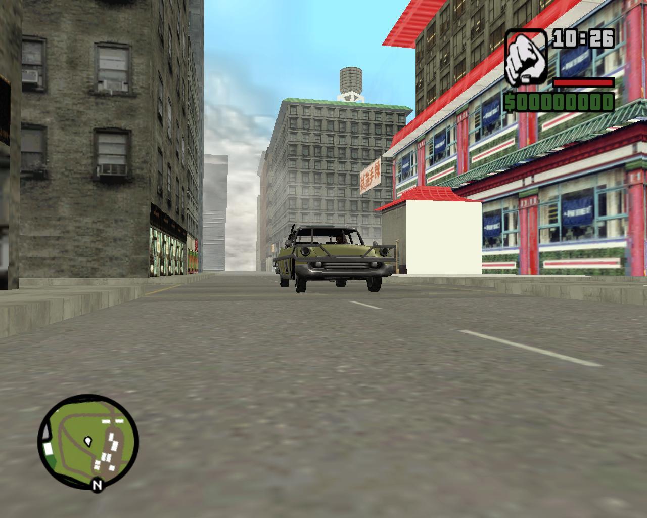 Gtagaragecom Gta Carcer City View Screenshot