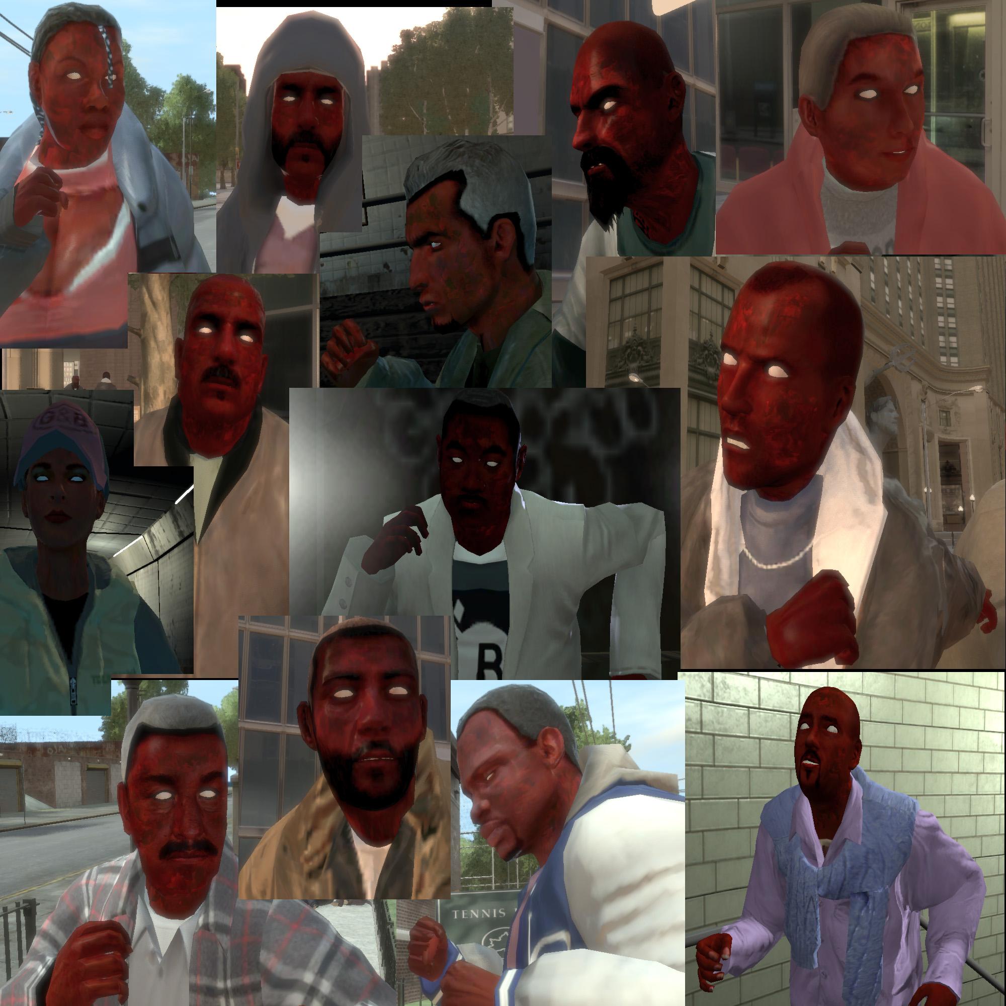 Gta 5 Garage: GTAGarage.com » GTA 4 Zombie Apocalypse » View Screenshot