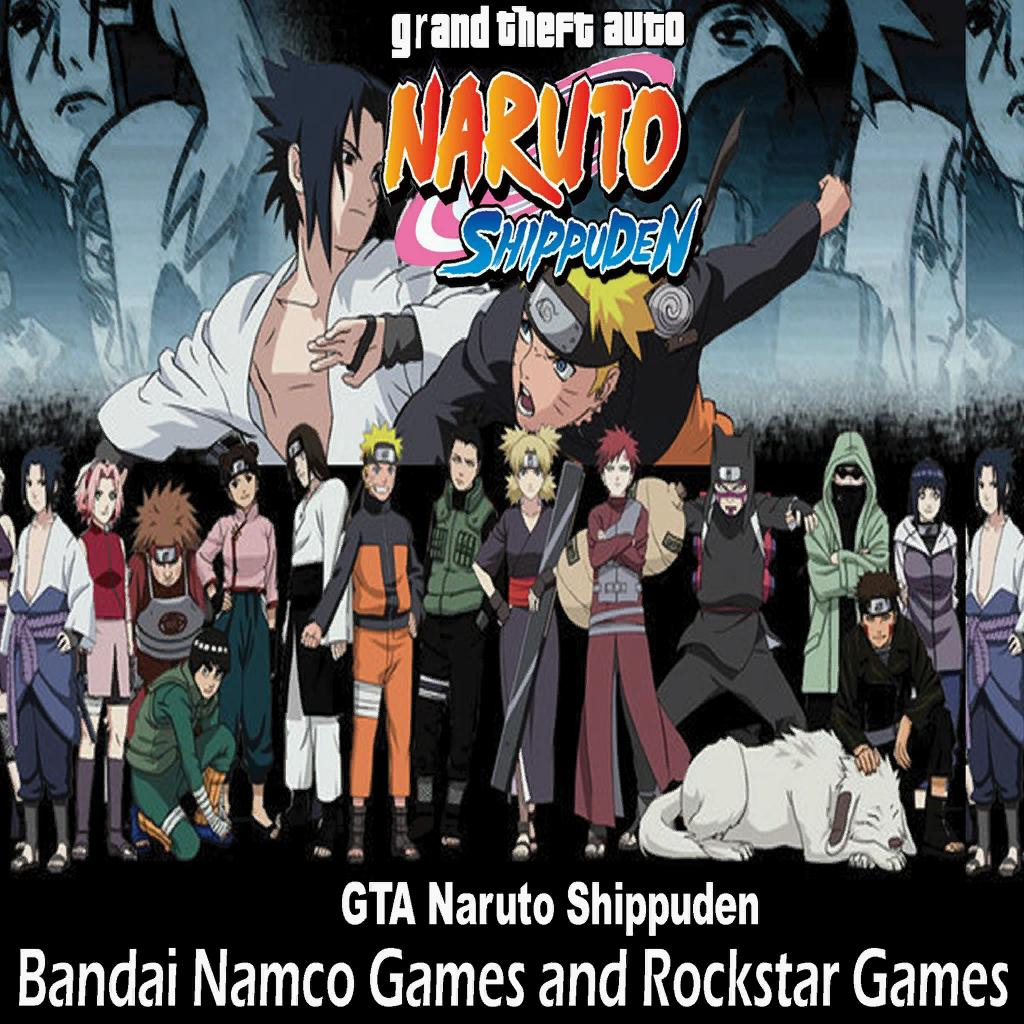 Naruto Shippuden Loads