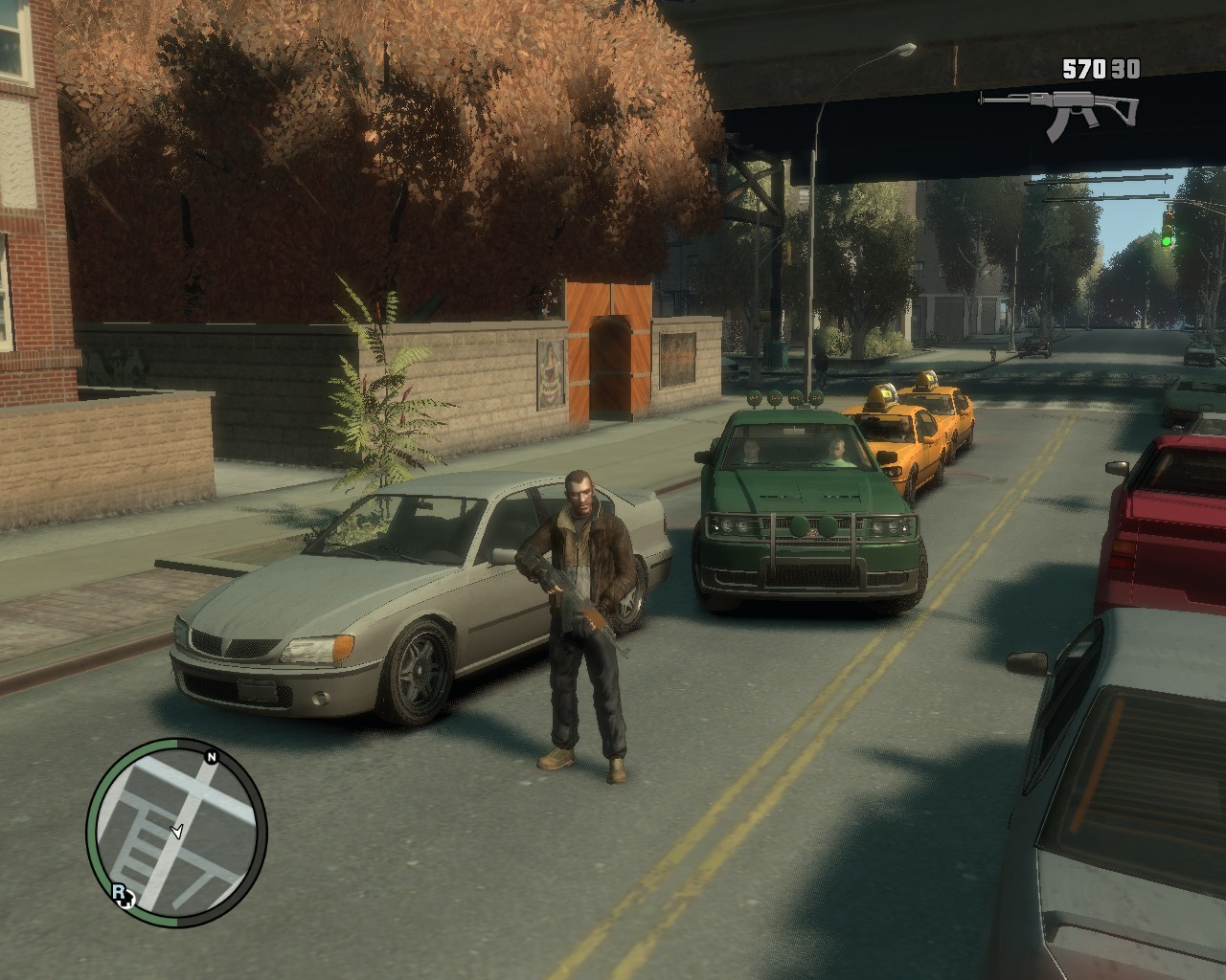 GTAGarage.com » Grand Theft Auto IV Beta Mod » View Screenshot