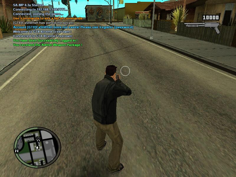 Shotgun aim back to gta iv weapon aimings to gta sa