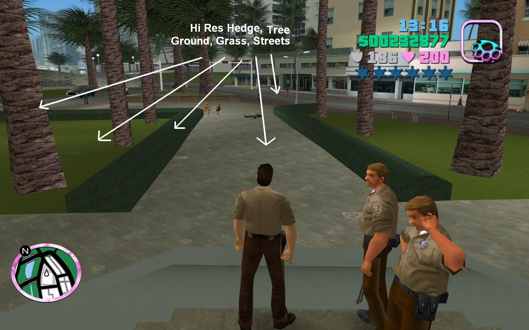 GTAGarage.com » Gta Vice City Nondrive Train Mod Screenshots