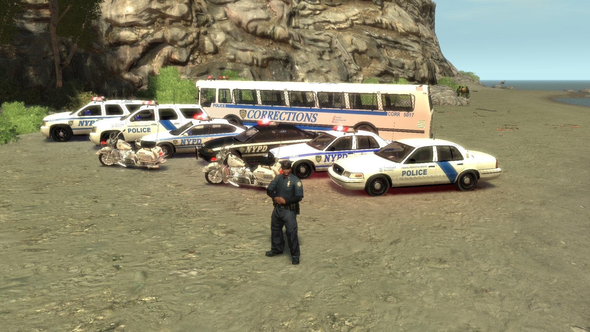 GTAGarage com » NYPD & H S custom Vehicles Skins Screenshots