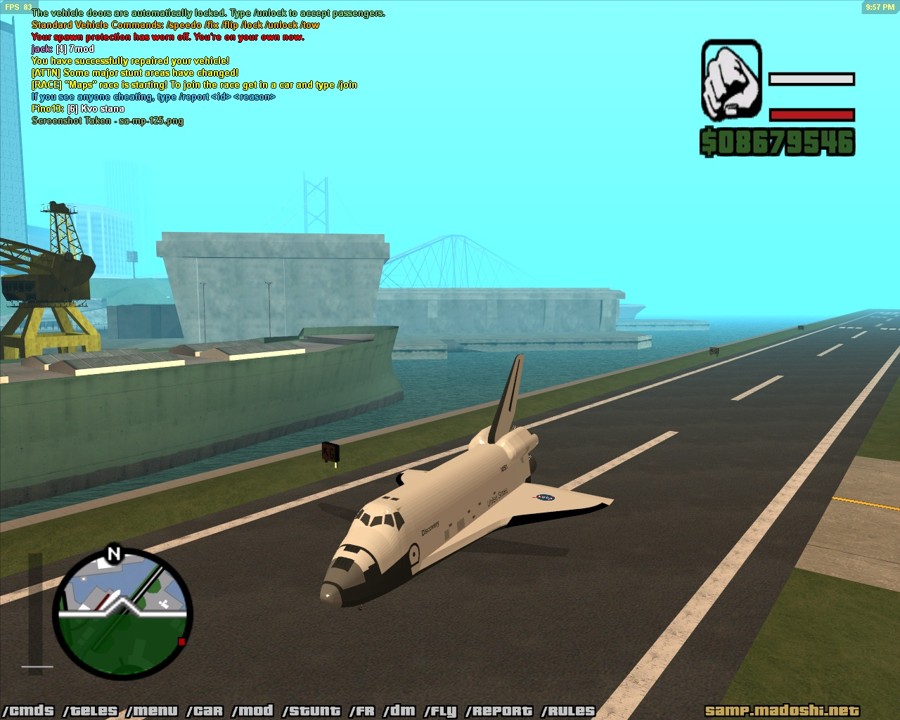 gta 5 space shuttle mission - photo #5