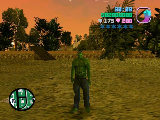 GTAGarage com » Hulk Screenshots