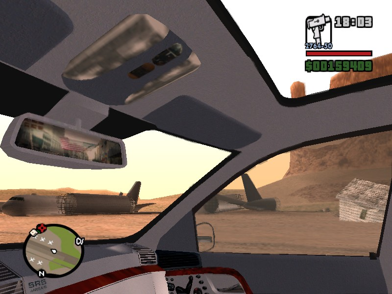 MOD CLEO GTA SA CAR INTERIOR CAMERA