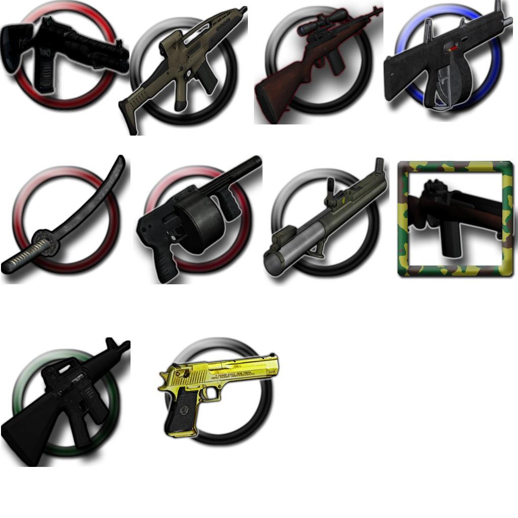 GTAGarage.com » Gta Sa New Weapon Icons » View Screenshot