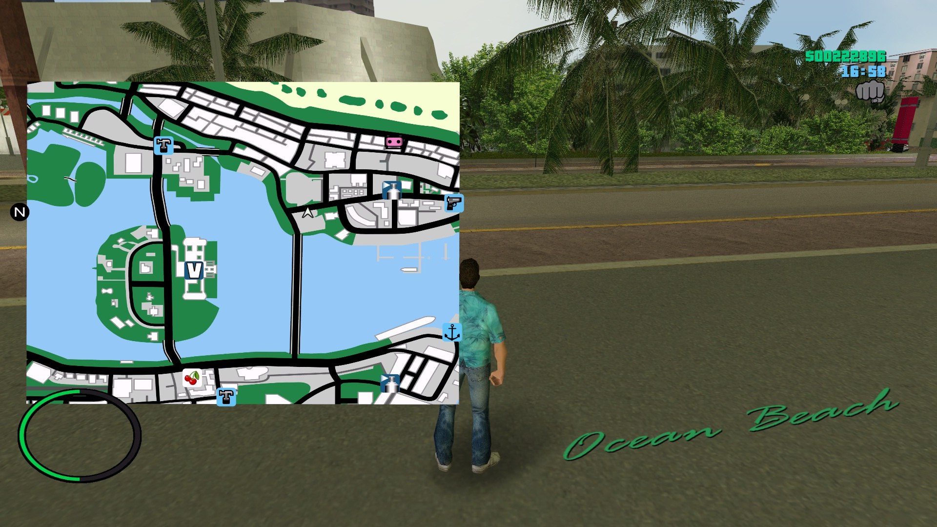 GTAGarage com » IV Hud For GTA III And Vice City » View