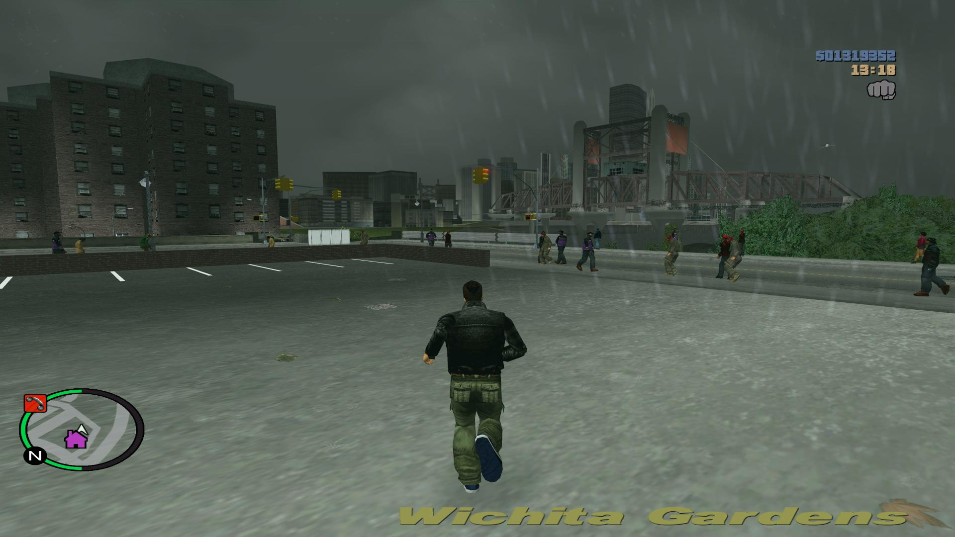 GTAGarage com » IV Hud For GTA III And Vice City » View Screenshot