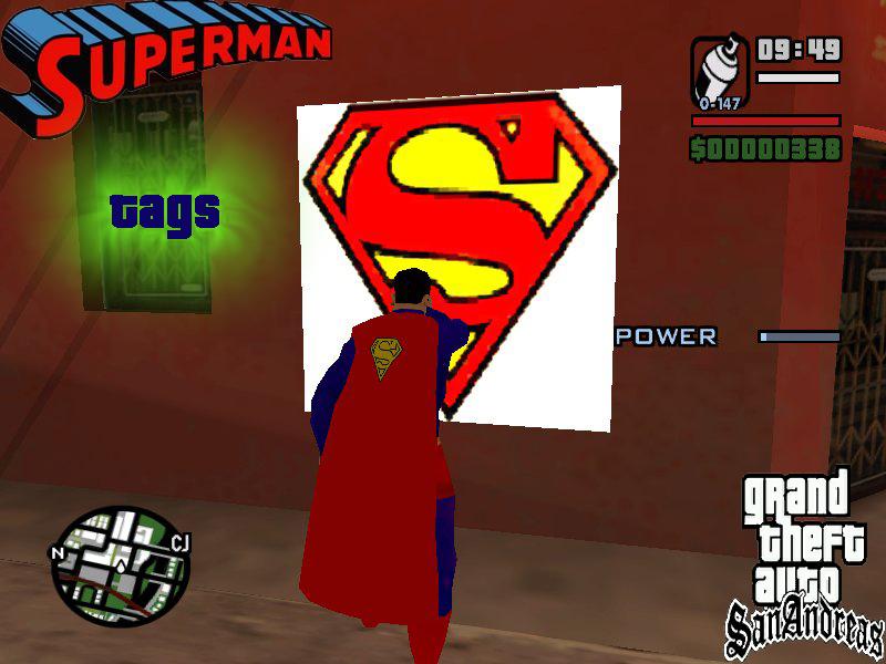 Gta San Andreas Superman Cheat