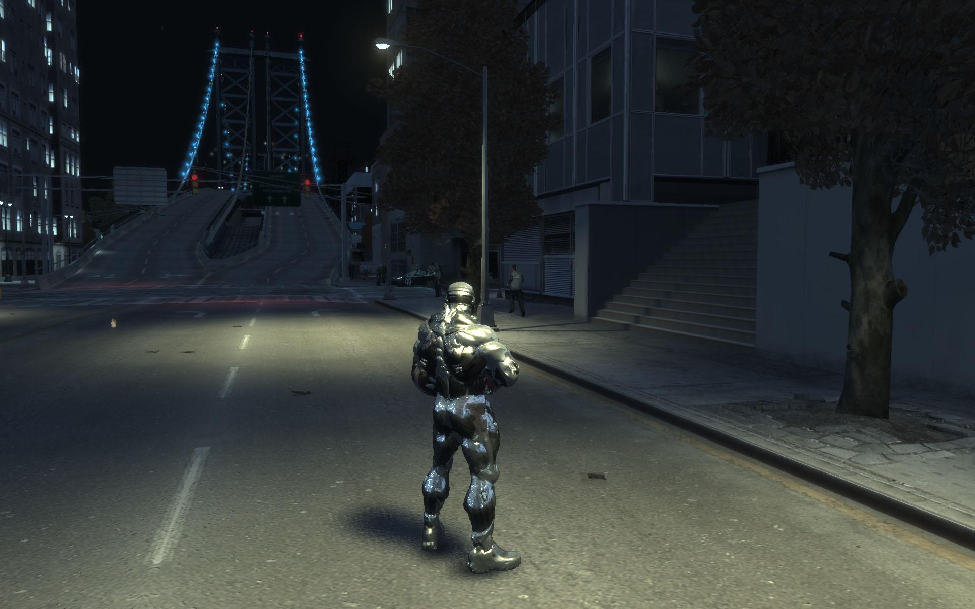 GTAGarage com » Crysis 2 NanoSuit Screenshots