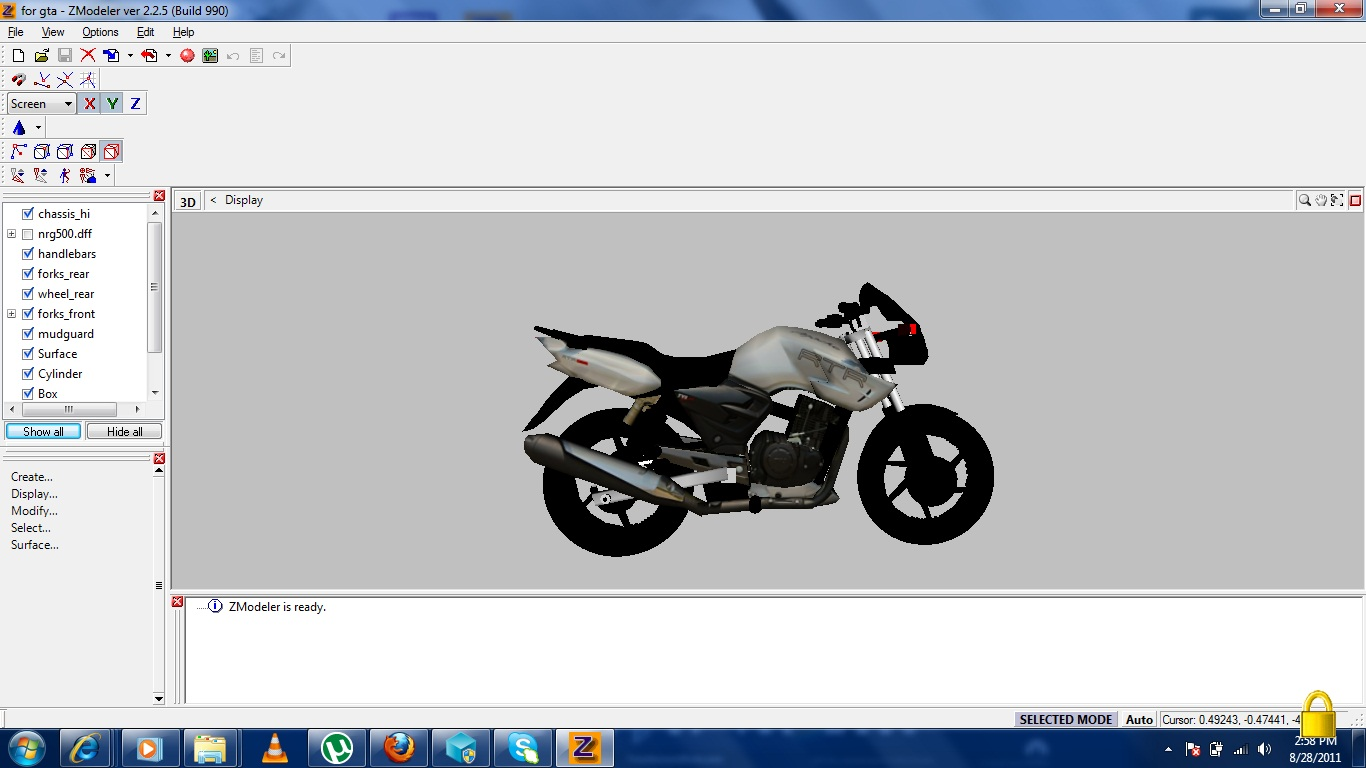 GTAGarage com » TVS Apache RTR-180 Screenshots