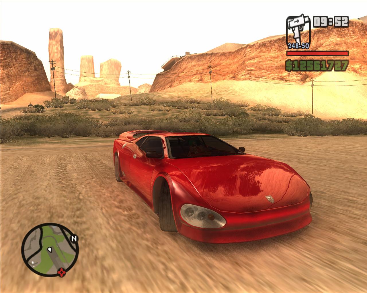 GTAGarage com » GTA3 HD Vehicles Tri-Pack SA » View Screenshot
