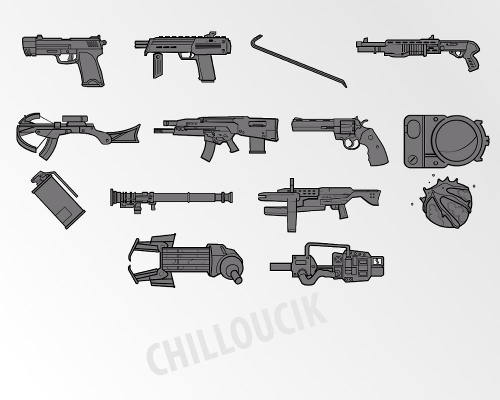 GTAGarage com » Half Life 2 Weapon Icons » View Screenshot