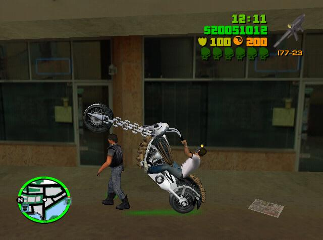 Ghost rider mod for gta vc - egterapowerful's blog