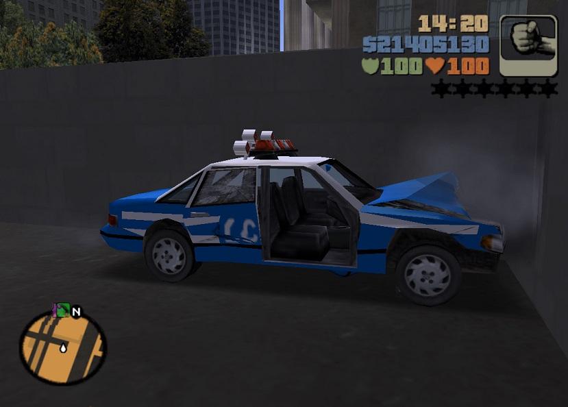 GTAGarage com » GTA III Alternative » View Screenshot