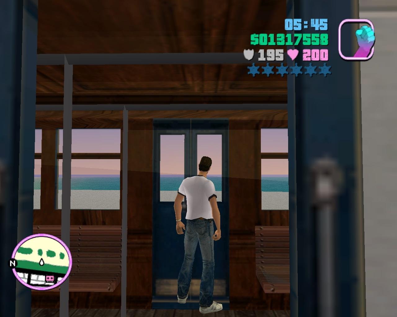 Gtagarage Com  U00bb Gta Vice City Nondrive Train Mod Screenshots