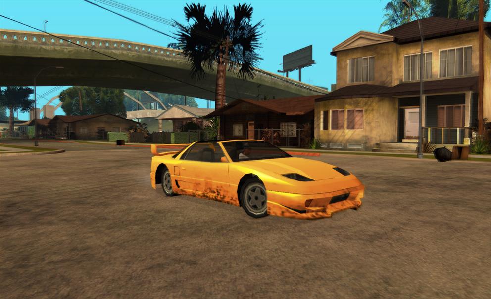gtagarage com san andreas beta vehicles screenshots