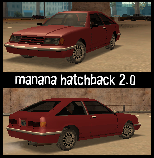 GTAGarage com » Manana Hatchback » View Screenshot