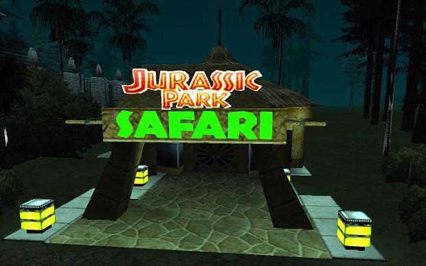 Jurassic park operation andreas gta: san andreas mods | gamewatcher.
