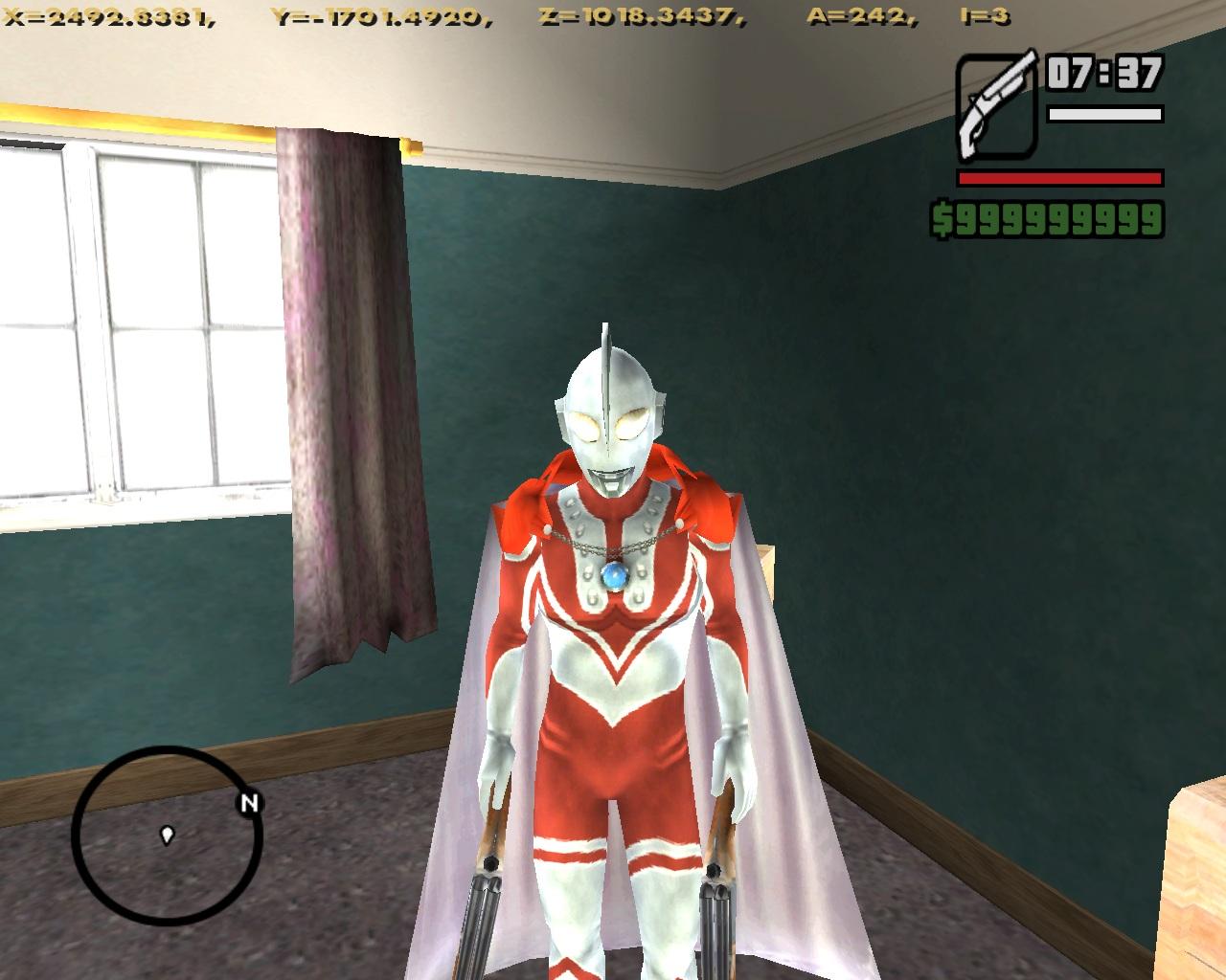 نرم افزار Coordinates Display برای بازی Gta SA!+(دانلود)
