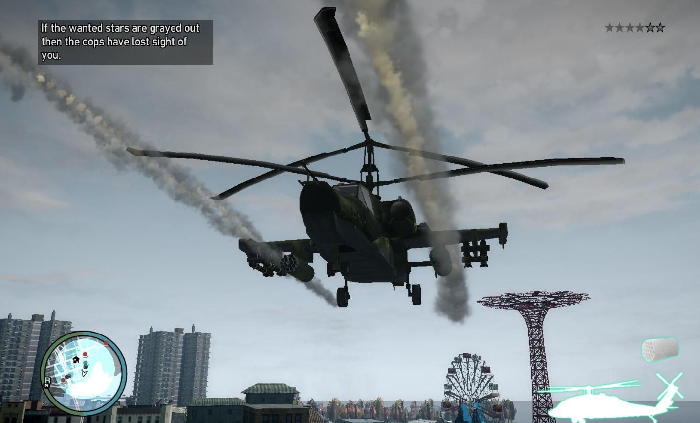 GTAGarage com » [IV | REL]Heli Combat » View Screenshot