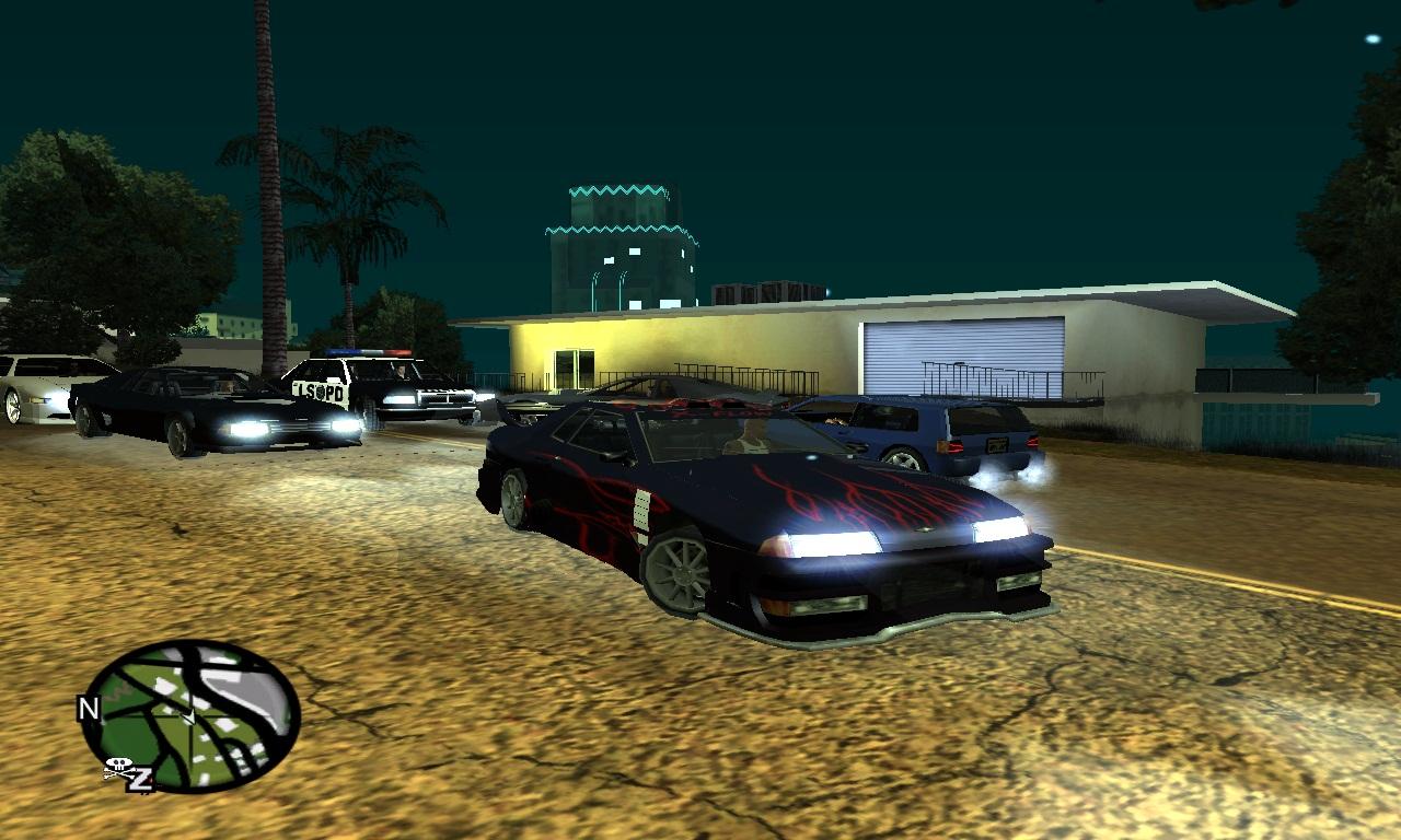 GTAGarage com » GTA SA ENB Mod For Low Pc's » View Screenshot