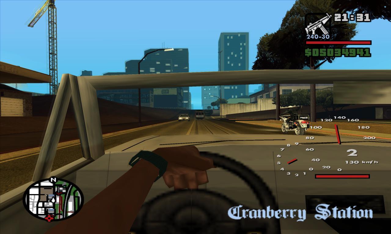 نرم افزار Camera Hack برای بازی Gta SA!+(دانلود)