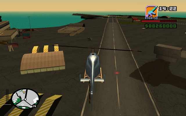 GTAGarage.com » GTA Vice City Machete Screenshots