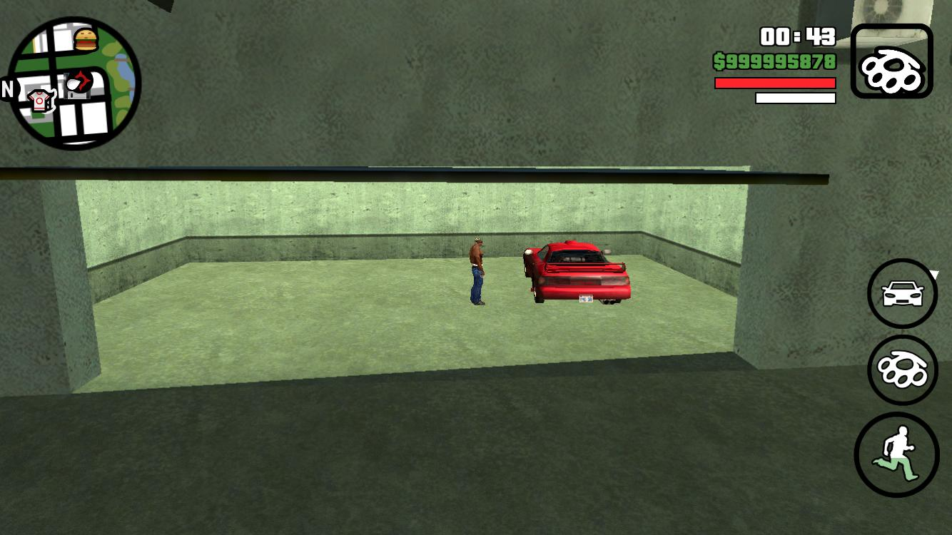 GTAGarage com » GTA SA (iOS) 100% Save Game » View Screenshot