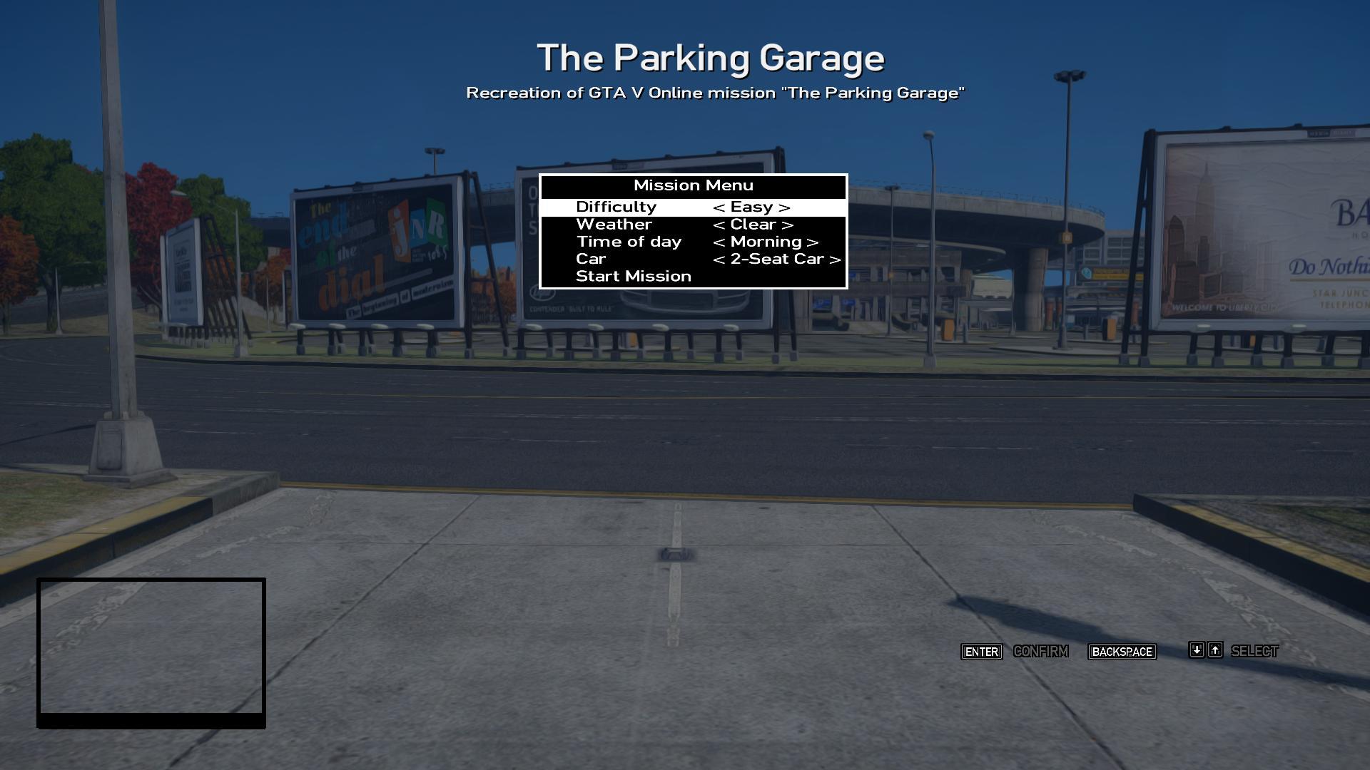 GTAGarage com » GTA IV Mission Mod Pack » View Screenshot