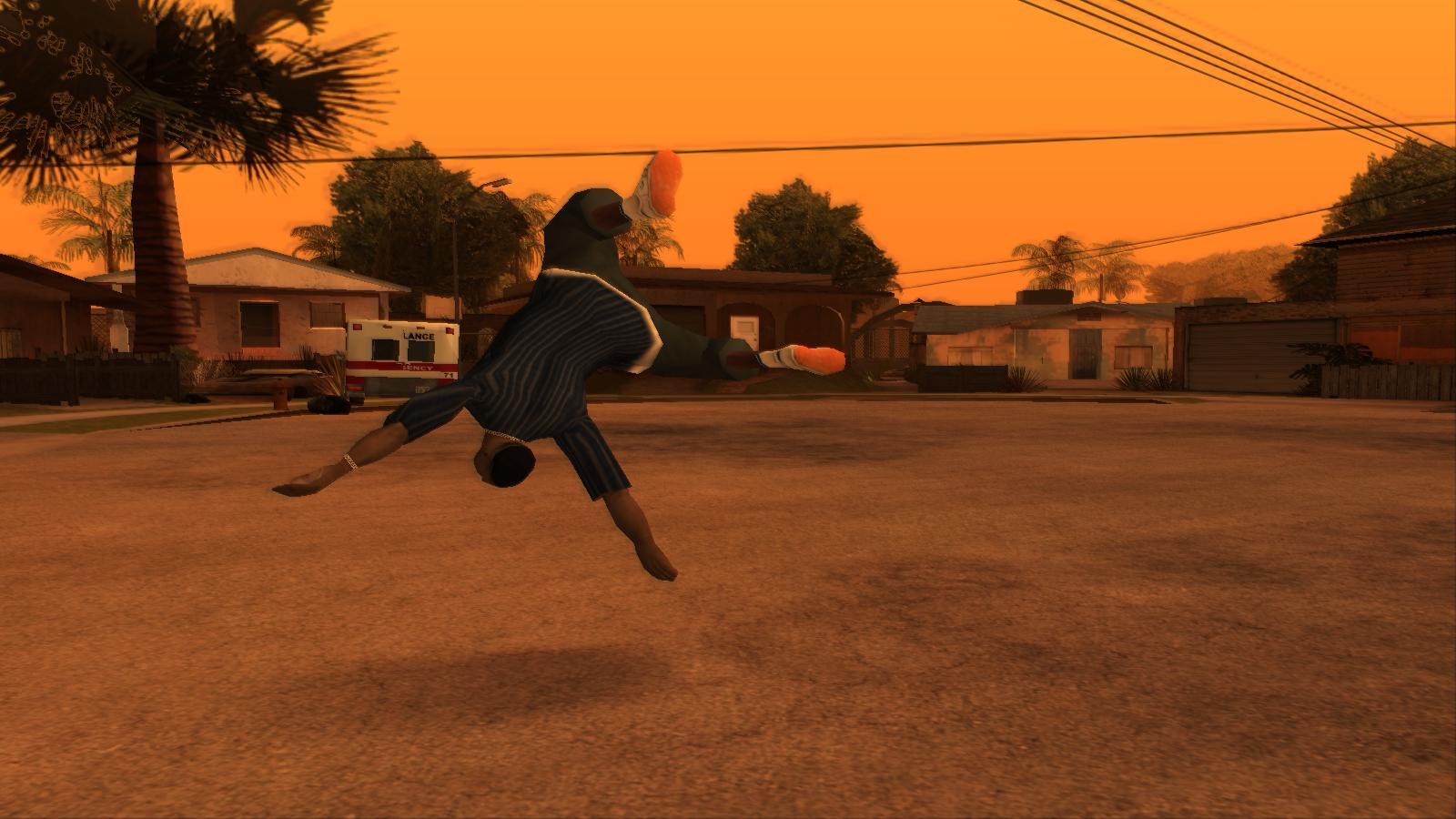 GTAGarage com » GTA SA RagDoll Physics » View Screenshot