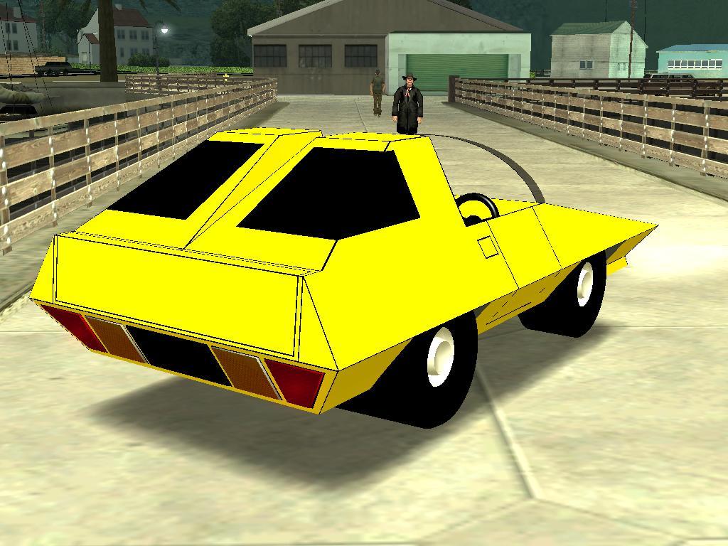 Dangermouse car screenshots for Garage dm auto livry gargan