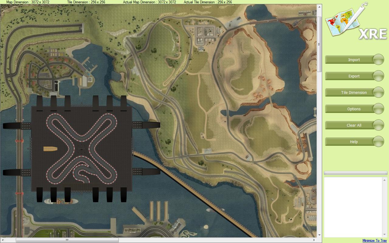 نرم افزار X Radar Editor برای بازی Gta SA!+(دانلود)
