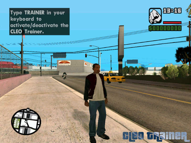 download ultimate trainer for gta san andreas